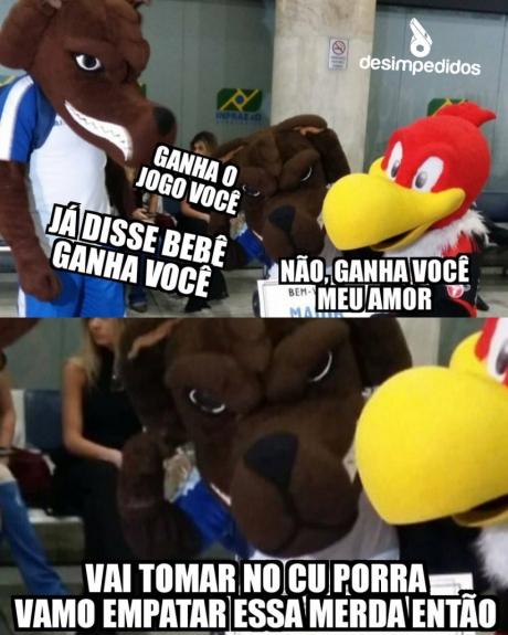 Os melhores memes do jogo entre Flamengo e Cruzeiro | LANCE!