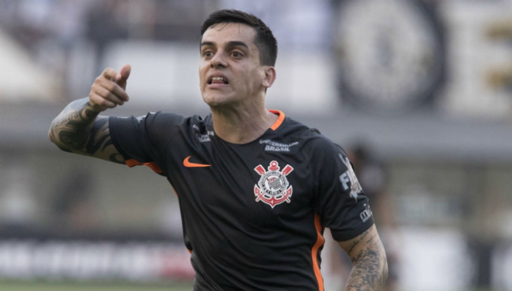 Fagner, do Corinthians