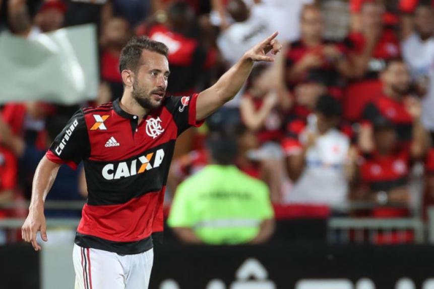 Everton Ribeiro - Flamengo
