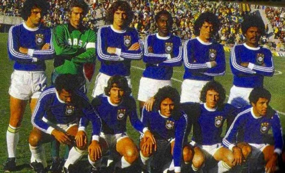 Resultado de imagem para seleção brasileira 1978