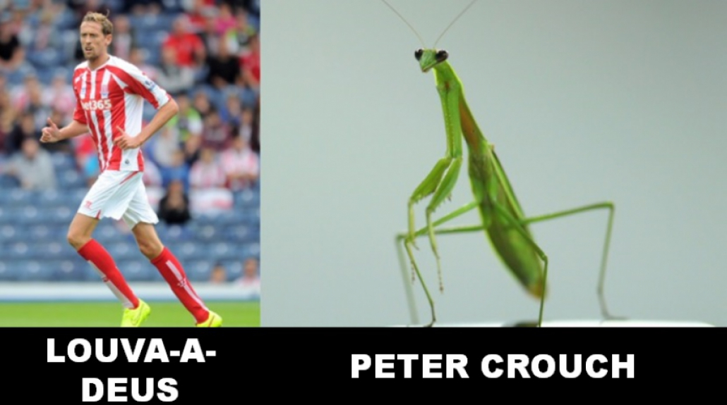 4 - Peter Crouch