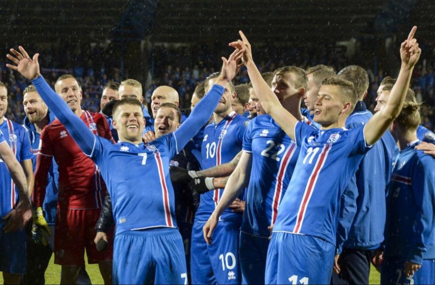 Seleção da Islândia