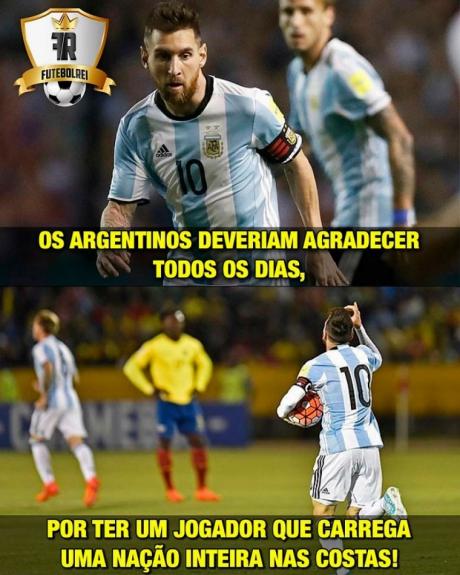 Messi Coloca Argentina Na Copa E Memes Bombam Na Web Lance