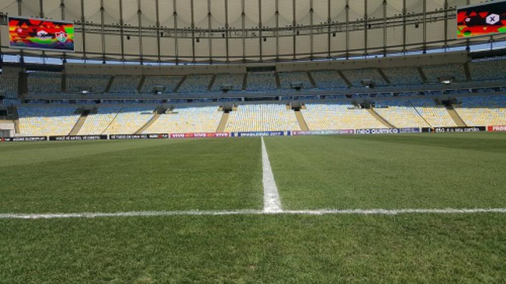 Maracanã - Flamengo x Fluminense