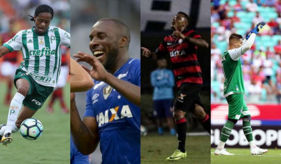 Veja como está a classificação do segundo turno do Brasileirão-2017
