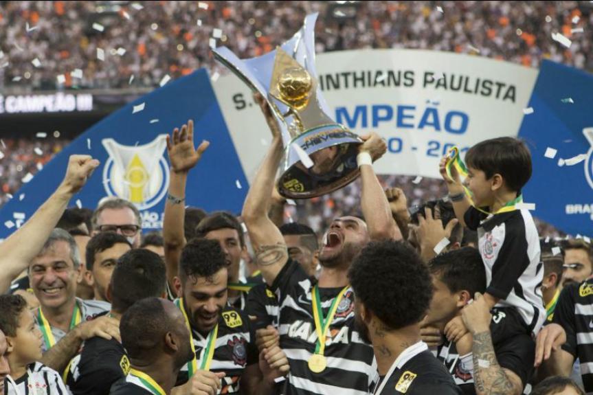 Corinthians - 2015 - campeão