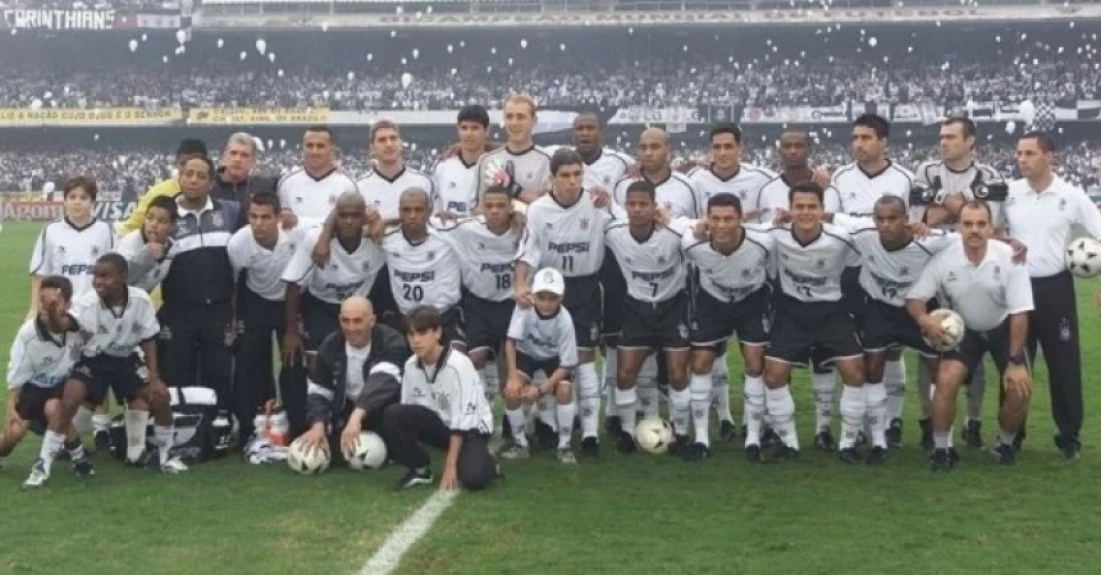 Corinthians 2001