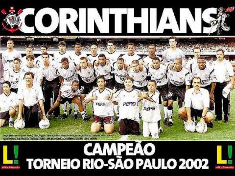 Corinthians - Rio São Paulo 2002