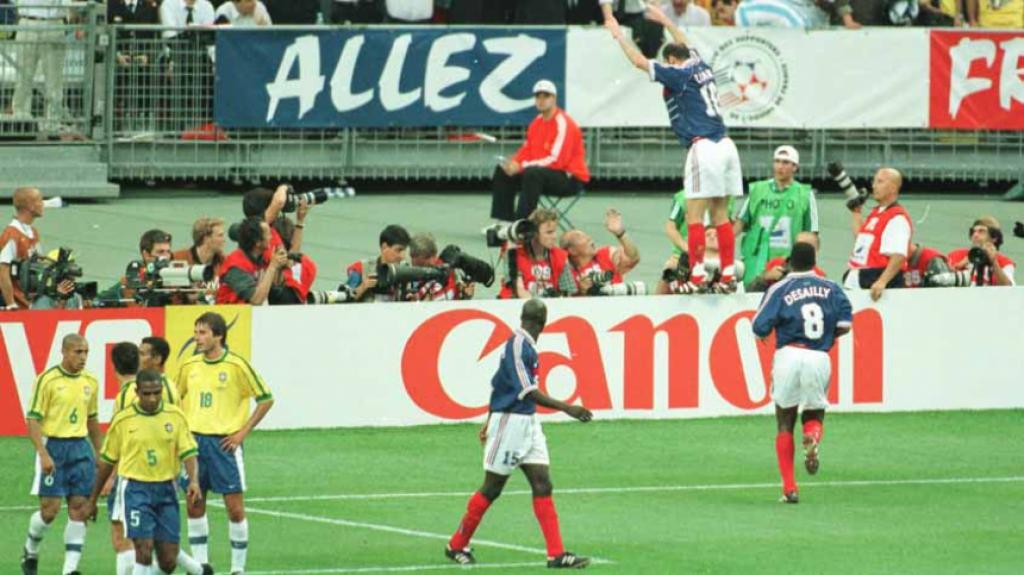 Brasil x França 98