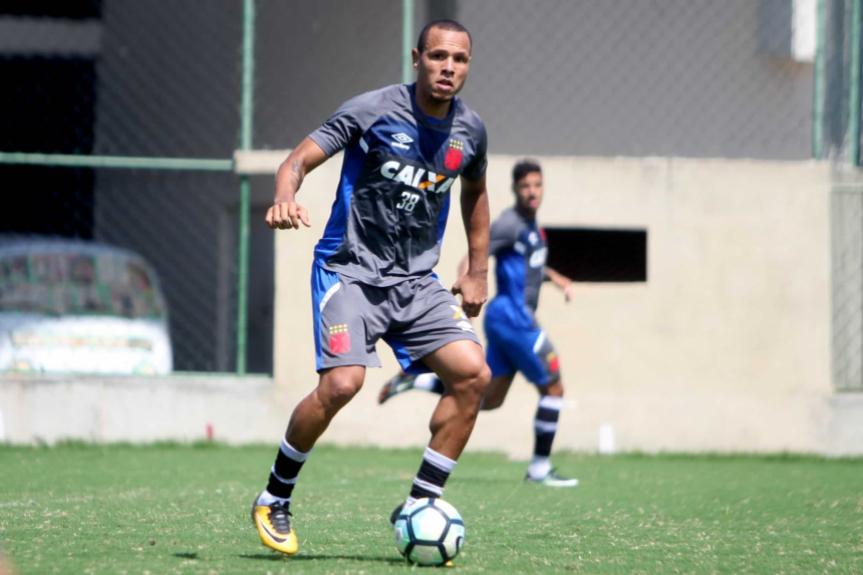 Luis Fabiano - treino do Vasco