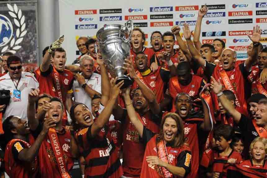 Flamengo campeão carioca de 2011