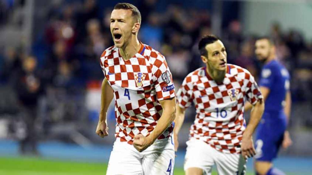 Croácia x Grécia