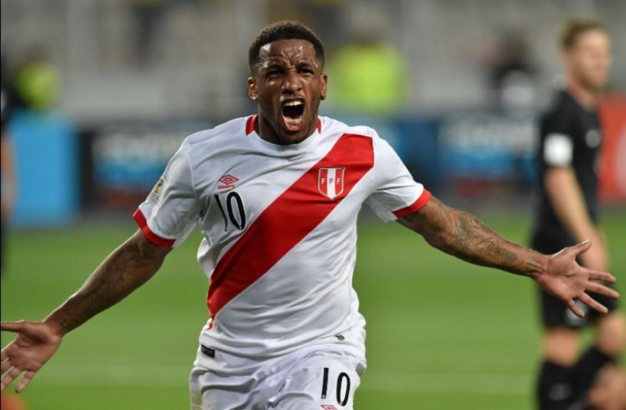 Peru x Nova Zelândia