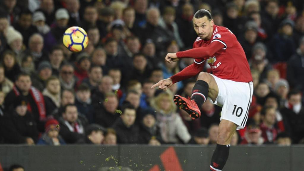 Ibrahimovic - Manchester United