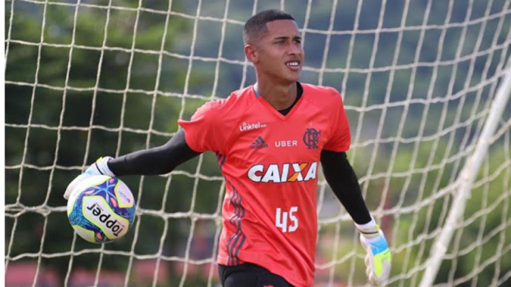 Gabriel Batista - base Flamengo