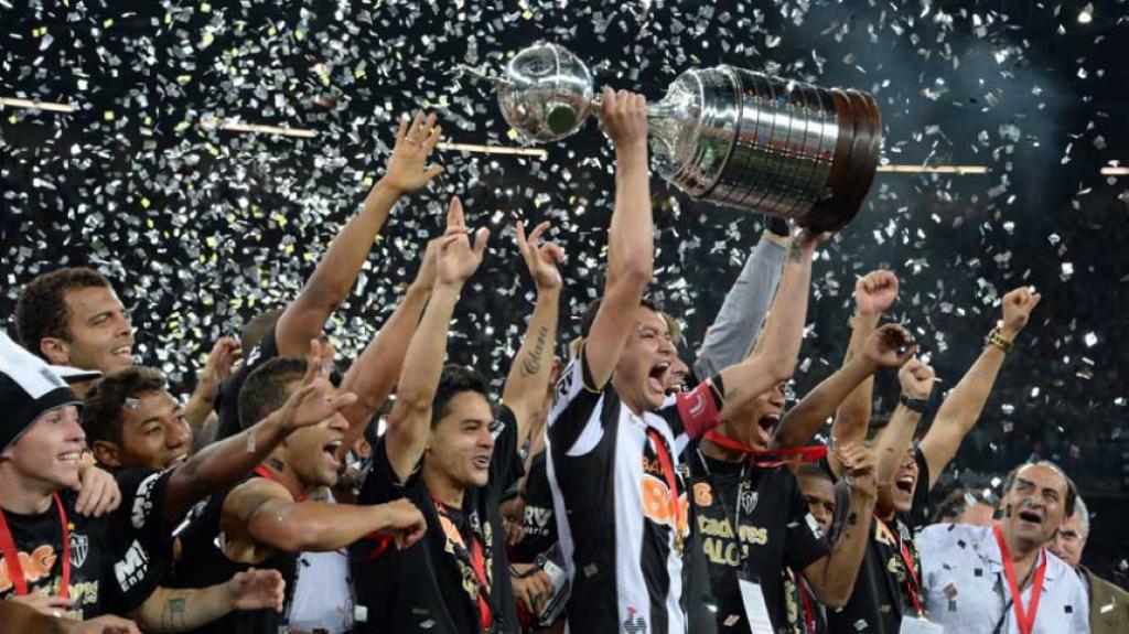 Atlético-MG campeão da Libertadores de 2013