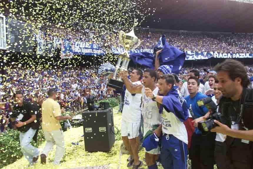 Cruzeiro no Brasileirão de 2003