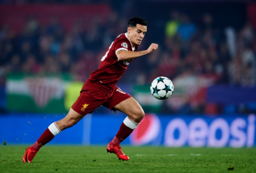 Philippe Coutinho - Liverpool 2087c6f550330