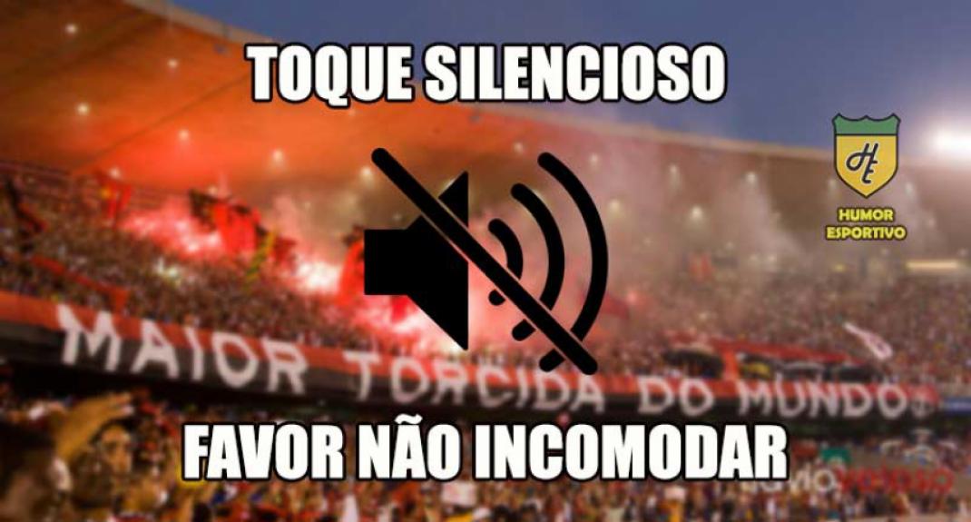 Rivais não perdoam Flamengo após vice da Sul-Americana