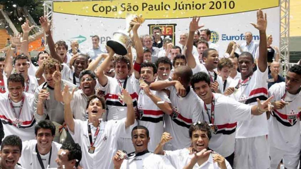 Campeões Copinha - São Paulo 2010