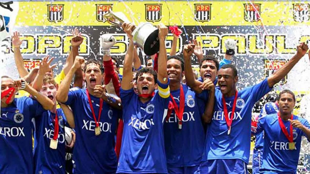 Campeões Copinha - Cruzeiro 2007