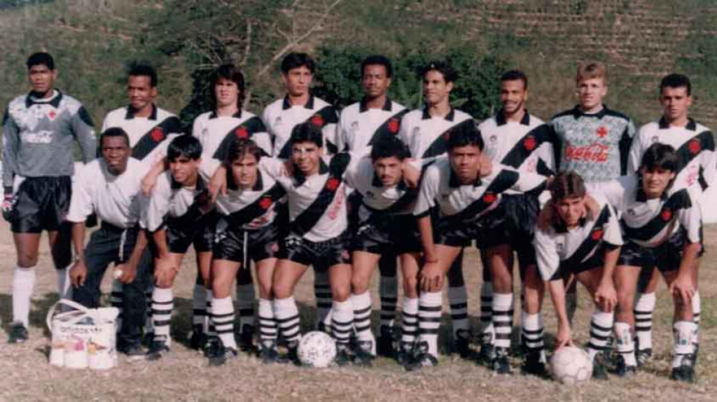 Campeões Copinha - Vasco 1992