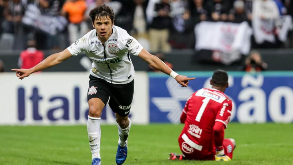 Corinthians 1 x 1 Ponte Preta - 7/5/2017