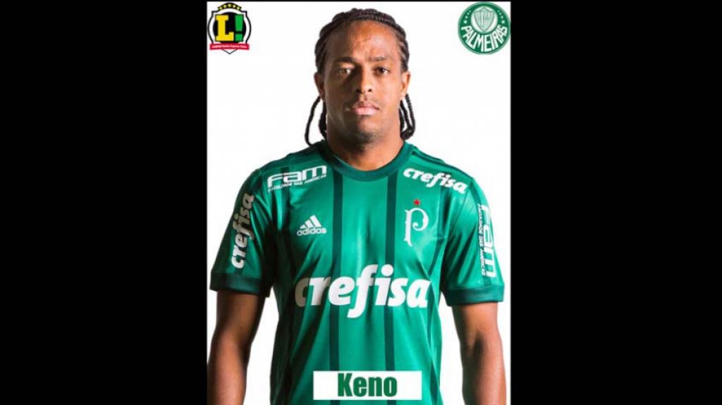 0d6421a1dd6b9 ATUAÇÕES  Jailson fecha o gol e sai como grande nome do Palmeiras ...