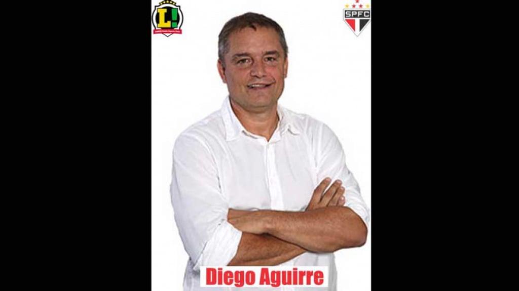 Atuações - São Paulo - Diego Aguirre