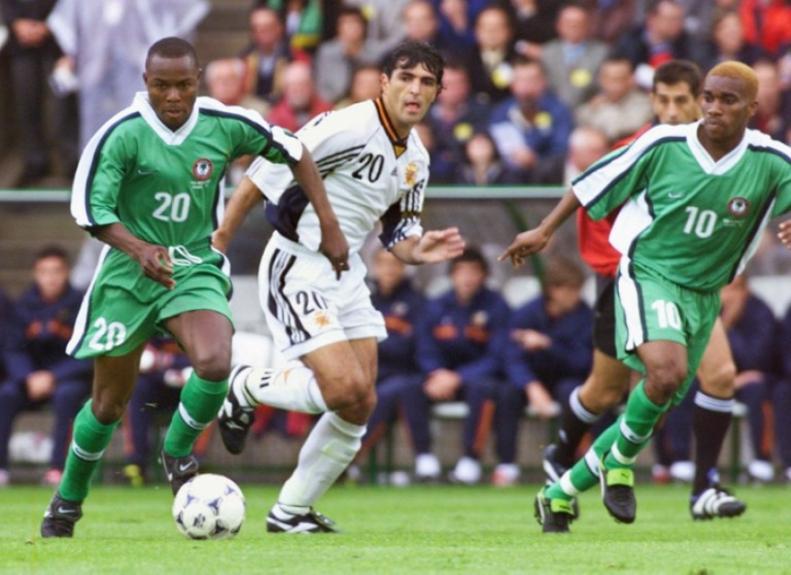 Espanha 2 x 3 Nigéria - Copa do Mundo de 1998