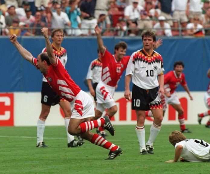 Bulgária 2 x 1 Alemanha - Copa do Mundo de 1994