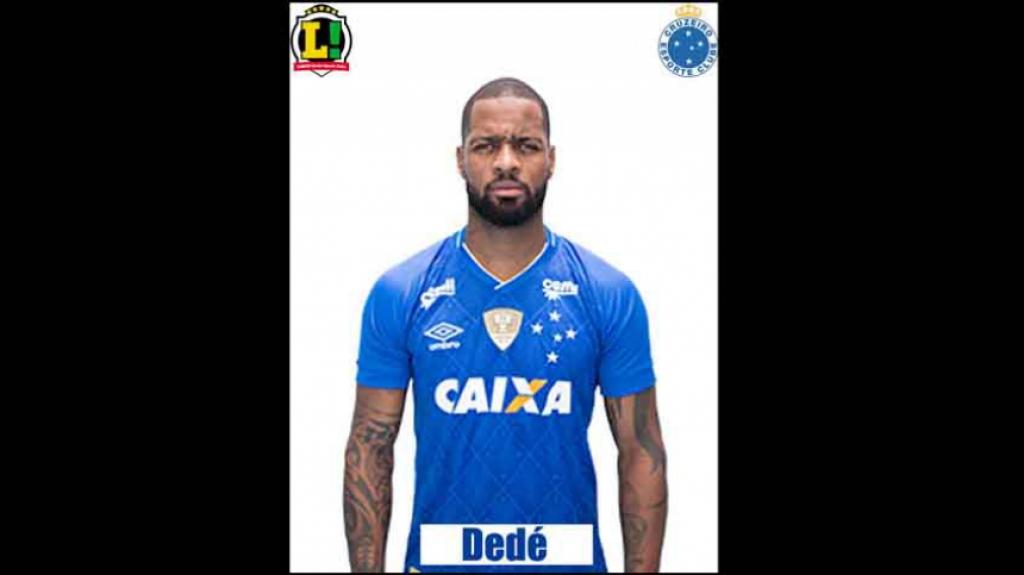 Atuações - Cruzeiro - Dedé