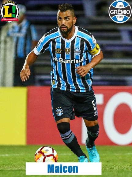Atuações - Grêmio - Maicon