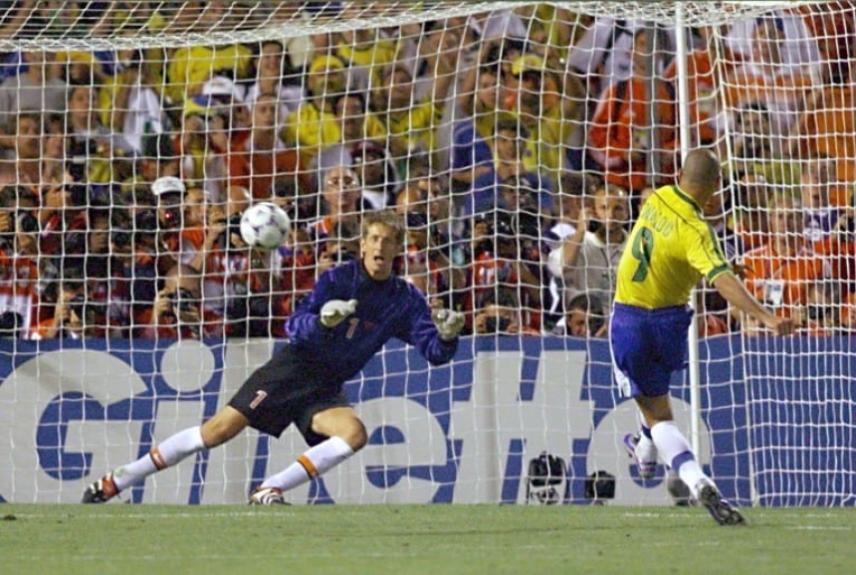 Brasil x Holanda - Semifinal da Copa do Mudo de 1998
