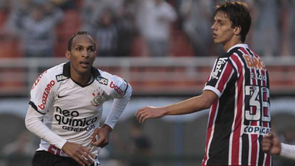 Corinthians 5 x 0 São Paulo - 26/06/2011 - Brasileirão
