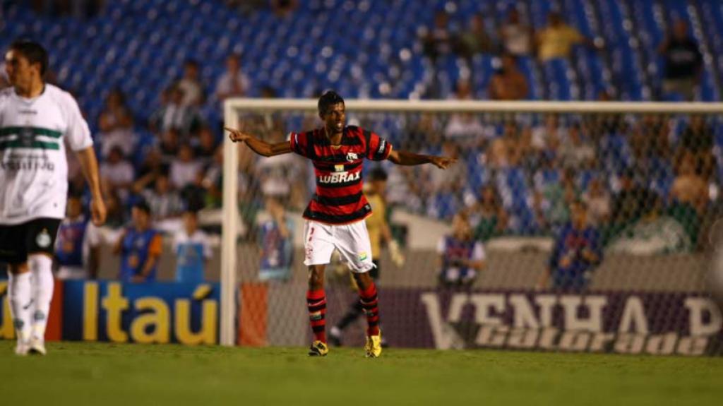 Flamengo 5 x 0 Coritiba - 23/08/2008 - Brasileirão