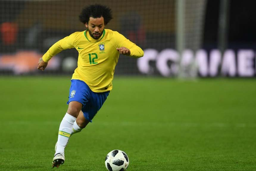 Marcelo -  lateral -  Real Madrid (ESP)