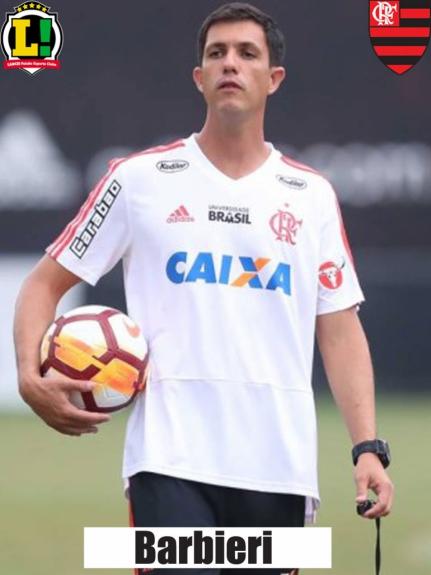 Atuações - Flamengo -Barbieri