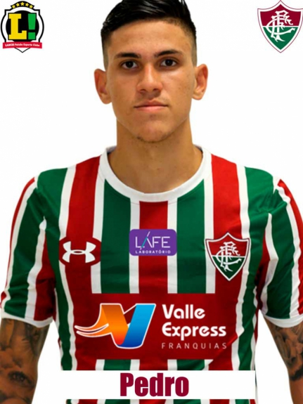 Atuações - Fluminense - Pedro