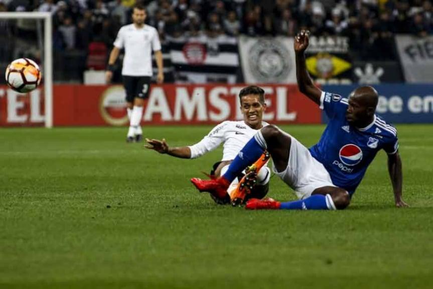 70ecafaf5f Corinthians x Millonarios