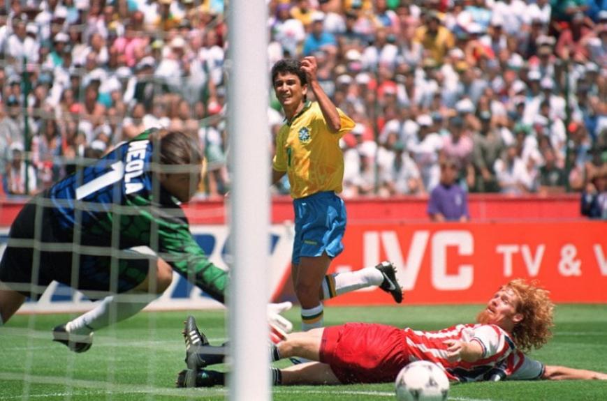 Copa de 1994 - Brasil 1 x 0 Estados Unidos