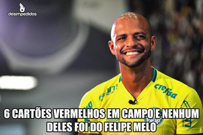 Os melhores memes do empate entre Palmeiras e Flamengo