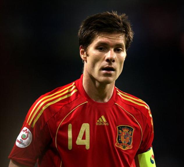 06ce2221c7 Xabi Alonso  deixou a seleção espanhola após a Copa do Mundo de 2014