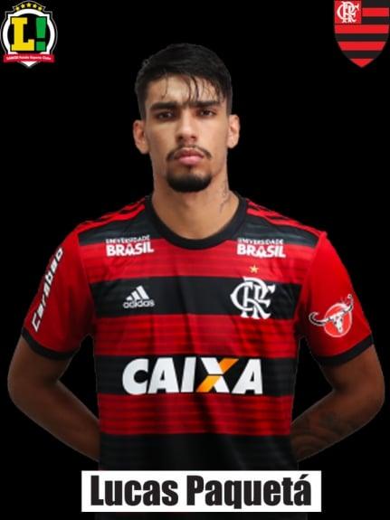 Atuações Lucas Paquetá 2018