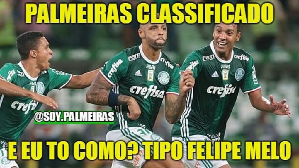 Veja A Repercussao E Os Memes Nas Redes Da Classificacao Do Palmeiras No Paulistao