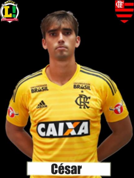 Atuações - Flamengo - César