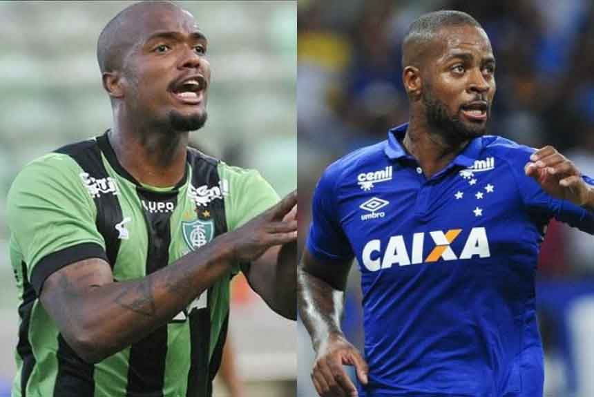 America-MG (Messias) x Cruzeiro (Dedé)