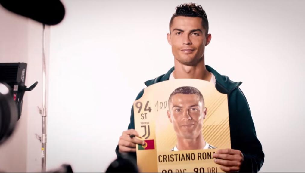 O melhor do game FIFA  jogador com maior overall de cada edição  3dc8563407566