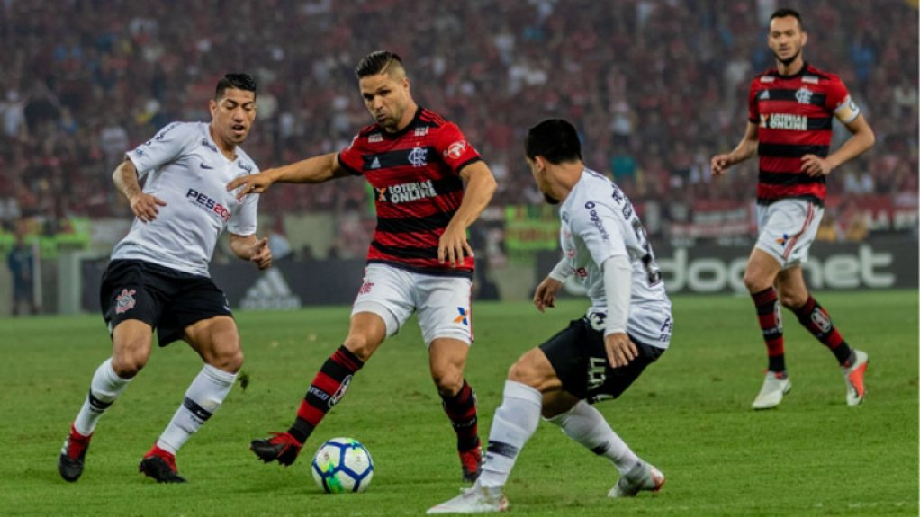 [COMENTE E DÊ SUA NOTA] Diego e Réver recebem as notas mais altas no Flamengo