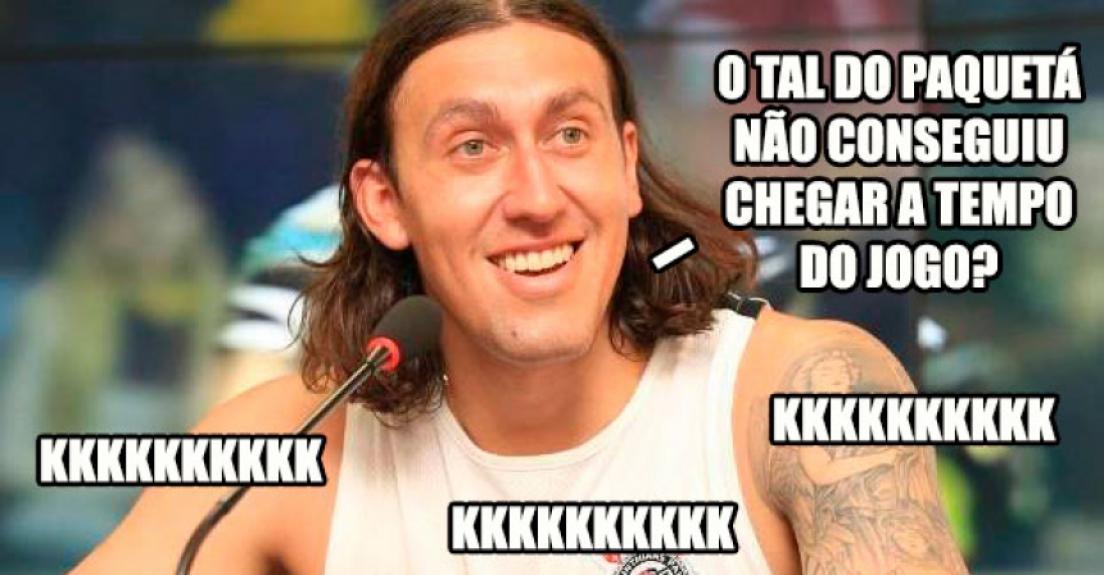Copa do Brasil: os memes de Flamengo 0 x 0 Corinthians